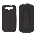 Ventev Holster/Case Combo for Samsung Galaxy S III (Black)