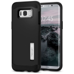 Spigen Slim Armor Case for Samsung Galaxy S8 in Black