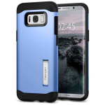 Spigen Slim Armor Case for Samsung Galaxy S8 in Blue Coral