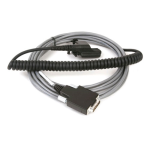 Raytheon JPS 15' Interface Cable for Motorola