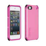 Puregear Dualtek Extreme Shock Case and Shield for Apple iPod Touch 5 (SimplyPink) - 60003PG