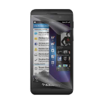 Puregear Reshield Self Sealing Anti Glare Satin Screen Shield for Blackberry Z 10 - 60102PG