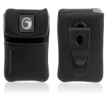Marware Sportsuit Sleeve for Apple iPod Nano 3G (Black) - 602956003779