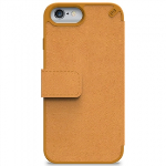 APPLE IPHONE 6/6S PUREGEAR EXPRESS FOLIO CASE - CARAMEL