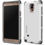 Puregear Dualtek Extreme Impact Case for Samsung Galaxy Note 4 (Arctic White)