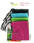 T-Mobile MyTouch Micro-Fiber Clean Screen Sleeve Pouch - 4 Pack