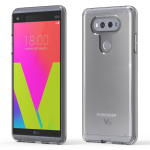 LG V20 PUREGEAR SLIM SHELL CASE - CLEAR AND CLEAR
