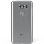 LG V30 PUREGEAR SLIM SHELL CASE - CLEAR