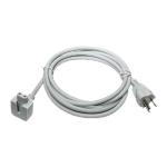 Apple Lightning AC Power Cord 2.5a 125V Cable Adapter Extension Charger 6ft Feet (white) - 622-0168