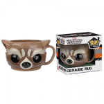 POP - Ceramic Mugs - Guardians of the Galax - Rocket Raccoon