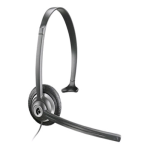 Plantronics OEM/Brand Name M210C Over-the-Head Headset for 2.5mm Jack Phones - Retail (#69054-11)