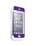 Nitro Glass Screen Protector for Apple iPhone 5/5S/5C - Purple
