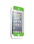 Nitro Glass Screen Protector for Apple iPhone 5/5S/5C - Green