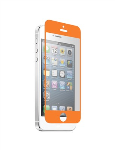Nitro Glass Screen Protector for Apple iPhone 5/5S/5C - Orange
