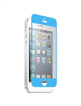 Nitro Glass Screen Protector for Apple iPhone 5/5S/5C - Soft Blue