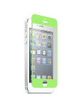 Nitro Glass Screen Protector for Apple iPhone 5/5S/5C - Soft Green