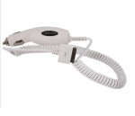 WireX Premium Car Charger for iPhone 4/4s, 3G/3Gs, iPad, iPod (White)