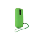 HTC T-Mobile MyTouch 3G Silicone Gel Skin Case (Green)