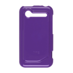 HTC TPU Skin Case for HTC DROID Incredible 2 - Purple