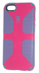 Speck Candyshell Grip Case for Apple iPhone 5/5S (Pink/Blue)