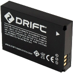 Drift Ghost Battery - 1700 mAh - Lithium Ion (Li-Ion) - 3.7 V DC