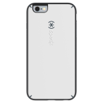 Speck MightyShell Case for Apple iPhone 6 Plus/6S Plus (White/Charcoal Grey/Slate Grey)