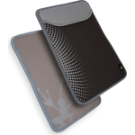 ifrogz NeoFirm Burst Sleeve Case for Apple iPad 4/3/2/1 (Black / Gray)