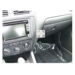 Panavise InDash Mobile Electronics Mounts for Jetta Volkswagen