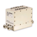 CommScope Crossband Coupler for Diplexer