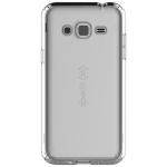 Speck CandyShell Hybrid HardShell Case for Samsung Galaxy J3 (Clear)
