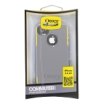 OtterBox Commuter Case for the Apple iPhone 4/4S (Gunmetal Grey/Sun Yellow)