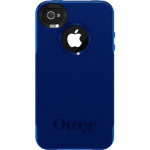 OtterBox Commuter Case for Apple iPhone 4/4S (Night Blue/Ocean)