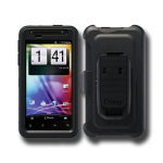 HTC EVO DESIGN 4G / ADR6285 / HERO S / KINGDOM OTTERBOX DEFENDER CASE - RETAIL PACKAGED
