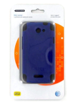OtterBox Commuter Case for HTC One (Black/Blue)