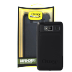 OtterBox Defender Case for Motorola Droid RAZR HD (Black)