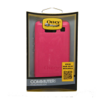 OtterBox Commuter Case for Motorola RAZR HD (Thermal - Pink/ Grey)