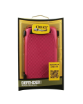 OtterBox Defender Series Case for Motorola Atrix HD (Pink Strike)