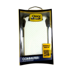 OtterBox 77-20455 Commuter Case for Motorola Atrix HD (White/Gray)