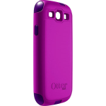 OtterBox Commuter Case for Samsung Galaxy S3 - Boom (Purple Transparent/Purple Violet)