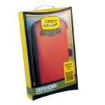 OtterBox Defender Series Case and Holster for Samsung Galaxy S3 - Red/Black