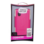 OtterBox - Commuter Case for LG Optimus G LS970 - Pink/White