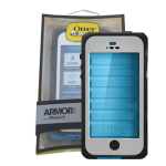 OtterBox Armor Waterproof Case for Apple iPhone 5 - Arctic