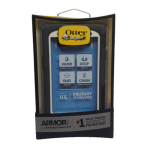 OtterBox - Armor Waterproof Case for Samsung Galaxy S3 - Black/Artic