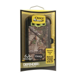 OtterBox Camo Xtra Defender Case for Samsung Galaxy S III (Green)
