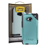 OtterBox Commuter Case for HTC One M7 - Steel Blue