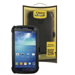 OtterBox Defender Case for Samsung Galaxy S4 (Black/Black)