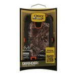 OtterBox Defender Case for Samsung Galaxy S4 - Camo AP Xtra/Blaze (RealTree Series)