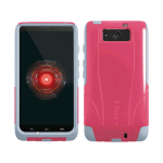 OtterBox Commuter Case for Motorola Droid Maxx - PRIMROSE (Pink/Gray)