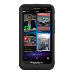 Otterbox Defender Case for BlackBerry Z30 - Black