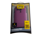 OtterBox Commuter Case for Motorola Moto G - (Lilac - Pop Pink/Slate Grey)